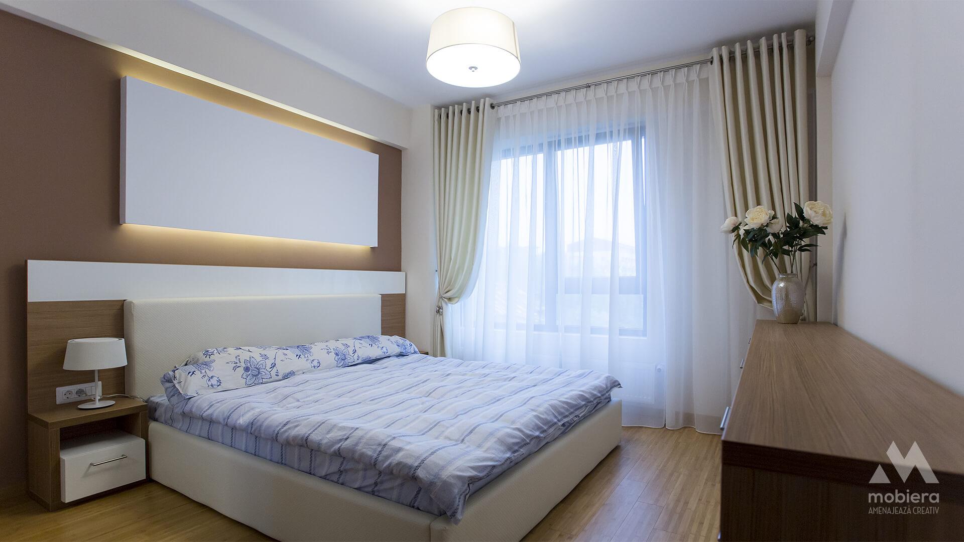 Mobila dormitor Urbano Natur