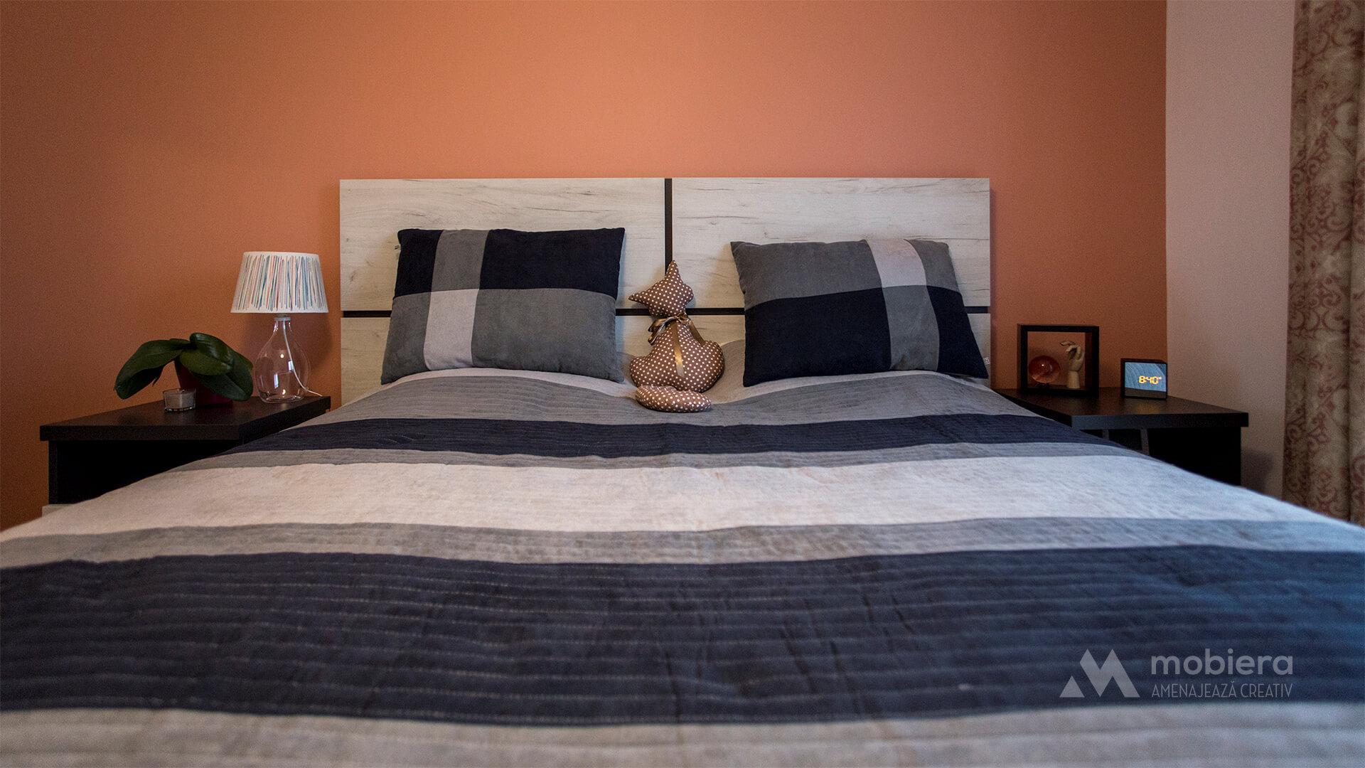 Mobila dormitor modern