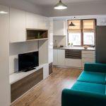 Apartament mic - open space