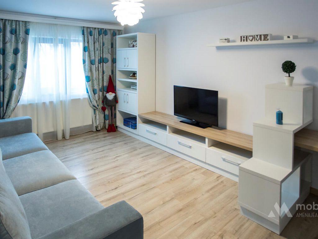Mobila blue living-room